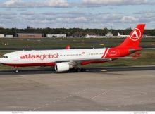 AtlasGlobal, Airbus A330-200 TC-AGL (TXL 6.10.2019)