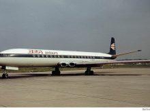 BEA airtours, DeHavilland D.H.104 Comet 4B G-ARCP (TXL 06/1970)