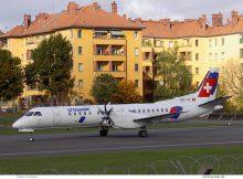 Crossair, Saab 2000 HB-IYF (THF 12.10.2003)