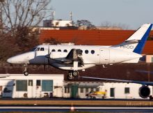AIS Airlines, BAe Jetstream 32 PH-OCI (TXL 5.2.2020)