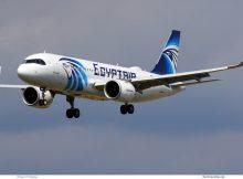 Egyptair, Airbus A320neo SU-GFK (SXF 25.7.2020)