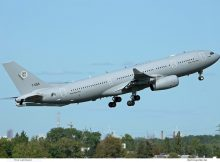 Multinational MRTT Unit (MMU), Airbus A330-200 MRTT T-054 (SXF 17.9.2020)
