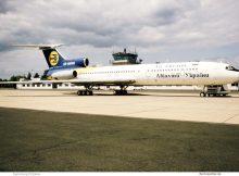 Air Ukraine, Tupolev Tu-154B-2 UR-85482 (TXL 4.7.1995)