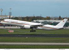 Luftwaffe, Airbus A350-900 10+03 (BER 2.11.2020)