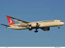 Turkish Airlines, Boeing 787-9 TC-LLN (BER 19.12.2020)