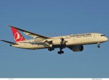 Turkish Airlines, Boeing 787-9 TC-LLN (BER 19.12.2020)