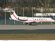Polish Gvmt (Polish Air Force) Gulfstream G550 '0002' (BER 21.1.2021)