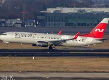 Nordwind Airlines, Boeing 737-800(WL) VQ-BSK (BER 2.1.2021)