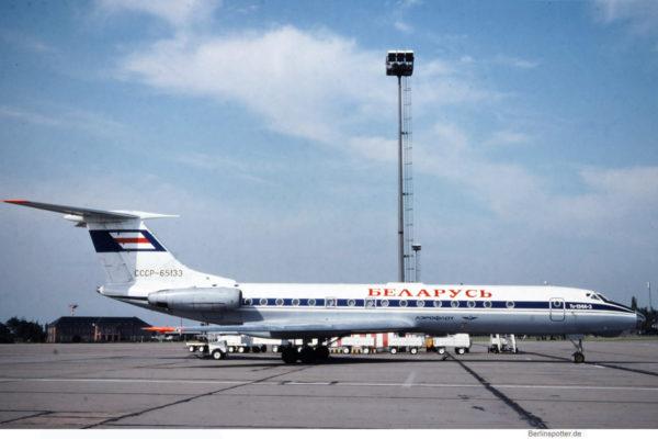 Belarus, Tupolev Tu-134A-3 CCCP-65133 (SXF ca. 1993)