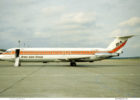 British Island Airways, BAC 1-11-531FS G-AYWB (TXL 11.9.1989)