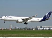 Lufthansa, Airbus A330-300 D-AIKI (BER 21.4.2021)