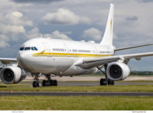 Sky Prime, Airbus A330-200 Prestige HZ-SKY2 (BER 27.5.2021)