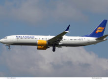 Icelandair, Boeing 737 MAX 9 TF-ICA (BER 29.5.2021)