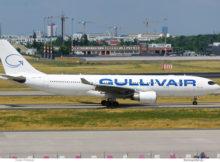 GullivAir, Airbus A330-200 LZ-ONE (BER 2.7.2021)