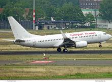 Georgian Airways, Boeing 737-700(WL) 4L-GTI (BER 14.7.2021)