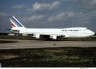 Air France, Boeing 747-100 F-BPVA (TXL 23.9.1990)