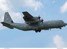 Israel Air Force, Lockheed C-130J-30 Hercules '663' (BER 4.7.2021)