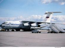 Dacono Air, Ilyushin Il-76TD RA-76421 (SXF 6.9.1995)