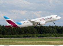 Eurowings, Airbus A320-200(SL) D-AIZS, Team-Sticker (BER 8.8.2021)