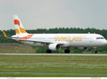 Sunclass Airlines, Airbus A321-200(WL) OY-TCI (BER 5.8.2021)