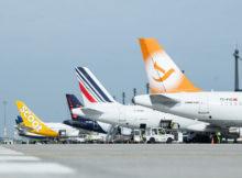 Am BER gibt es im Herbst ein breites Angebot an Reisemöglichkeiten. (Foto: FBB/A. Bauer)
